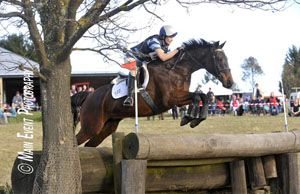 Lyndel Taylor on Willows Leap Archangle in Pre Novice
