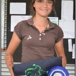 Bowral Co-op EvA60 Jr Div B winner - Maddy Nelson