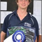 Centennial Vineyards CIC2* winner - Charlie Brister