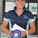 Fox Hill Farm EvA95 Div A winner - Elizabeth Lowery