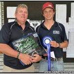 Saddleworld Mittagong EvA105 winner - Charlie Brister