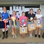 Winners of the Bowral Co-op EvA60 Jr Div B class