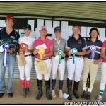 Winners of the Centennial Vineyards CIC2* class