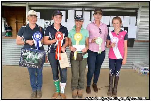 Winners of the Coolaroo EvA60 Amateur class